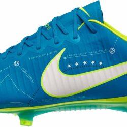 eaaf0b8c9865 Nike Mercurial Vapor XI SX FG – Neymar – Blue Orbit White