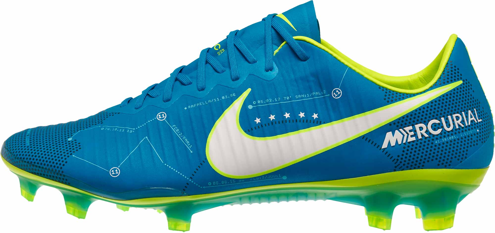 san francisco b5584 62334 Nike Mercurial Vapor XI FG - Neymar Soccer Cleats