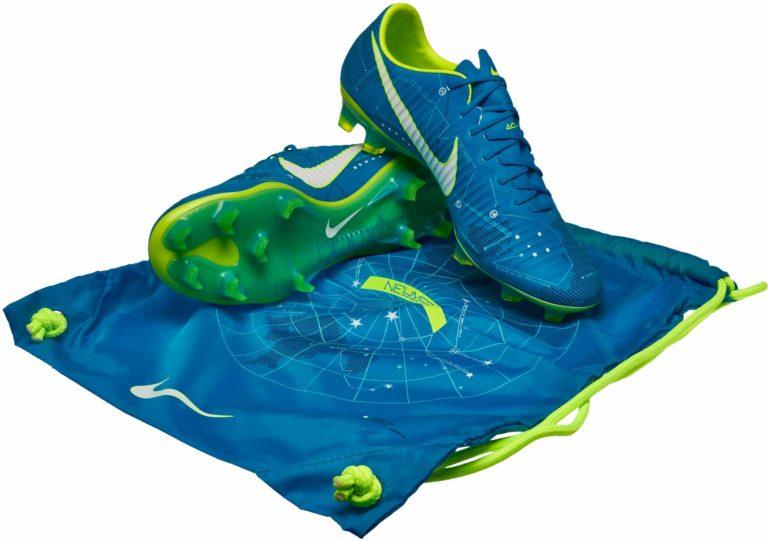 Nike Mercurial Vapor XI SX FG – Neymar – Blue Orbit/White