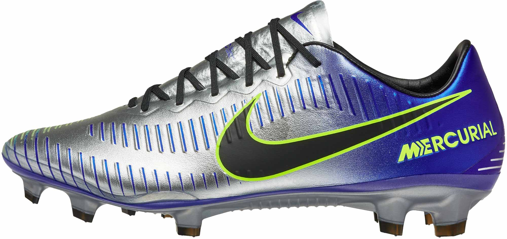 2838d512d32 Nike Mercurial Vapor XI FG - Neymar Jr - Racer Blue   Chrome