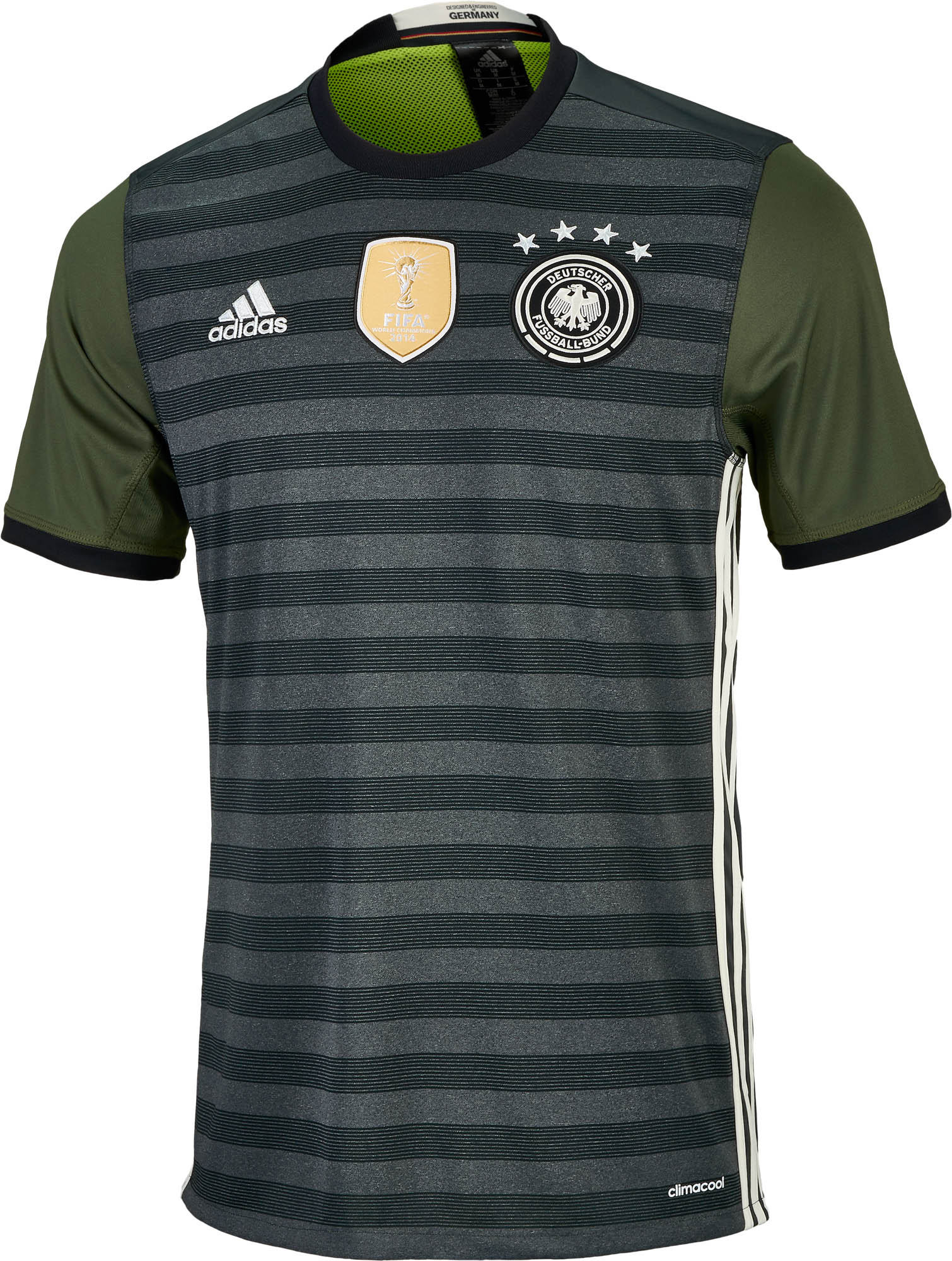 d9ddcd448a2 adidas Germany Away Jersey - 2016 Germany Soccer Jerseys