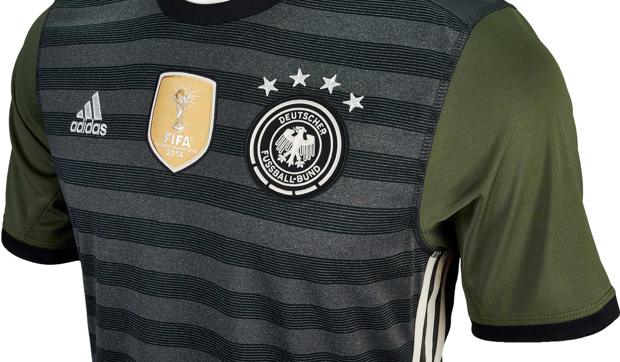 adidas Germany Away Jersey - 2016 Germany Soccer Jerseys