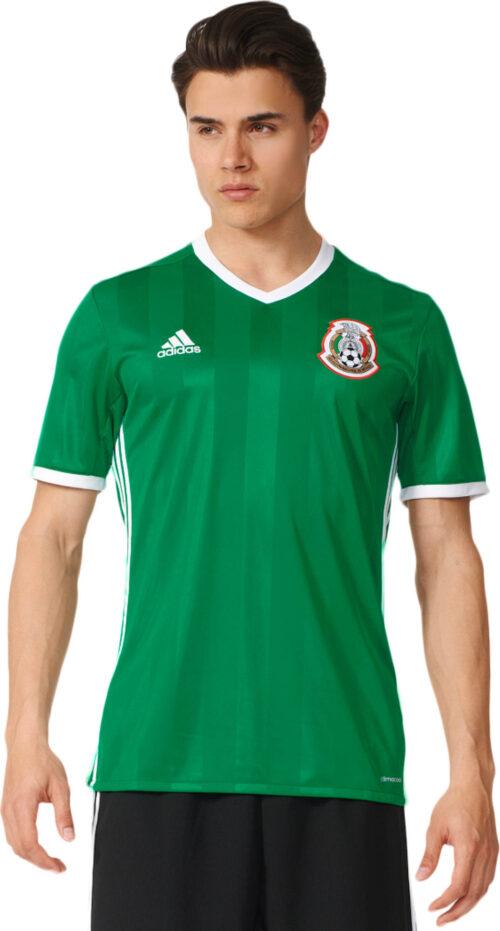 adidas Mexico Home Jersey 2016-17