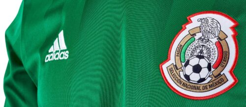 adidas Mexico L/S Home Jersey 2016-17