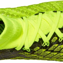 detailed look fbde5 9a36e Nike Kids Hypervenom Phantom III DF FG- EA Sports- Volt