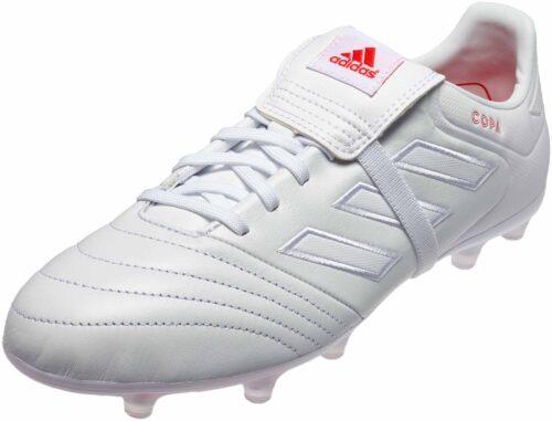 adidas Copa Gloro 17.2 FG – White/Real Coral
