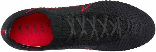 Nike Flyknit Ultra FG – Black/University Red