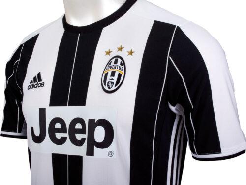 adidas Kids Juventus Home Jersey 2016-17