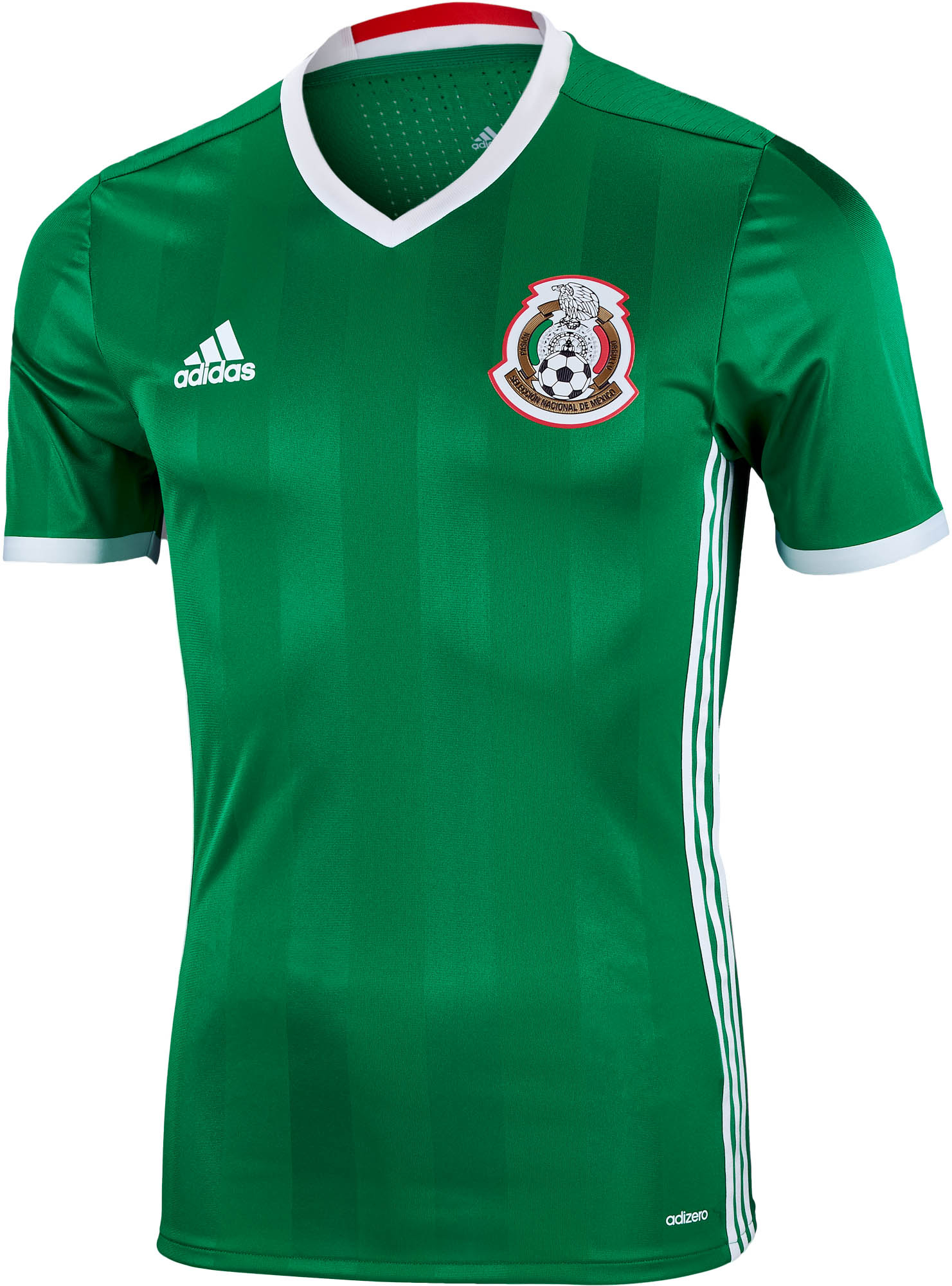 3325b561e6c adidas Mexico Authentic Home Jersey - 2016 Mexico Jerseys