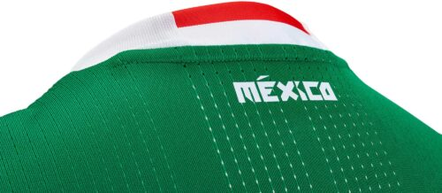 adidas Mexico Authentic Home Jersey 2016-17