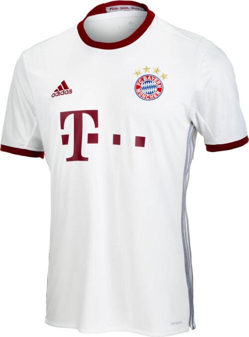 adidas Bayern Munich 3rd Jersey 2016-17 NS
