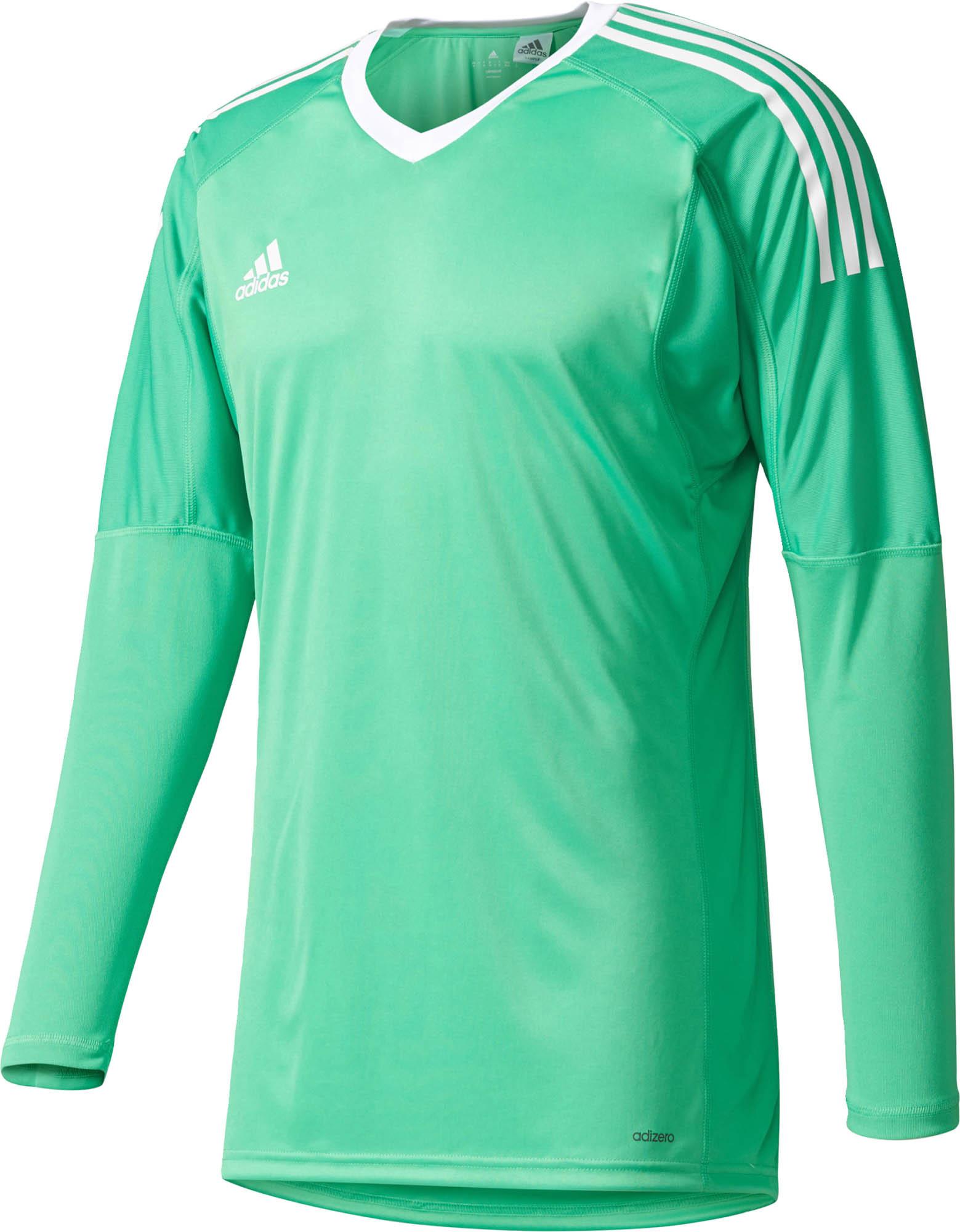 142cbfbba adidas Revigo 17 Goalkeeper Jersey – Energy Green/White