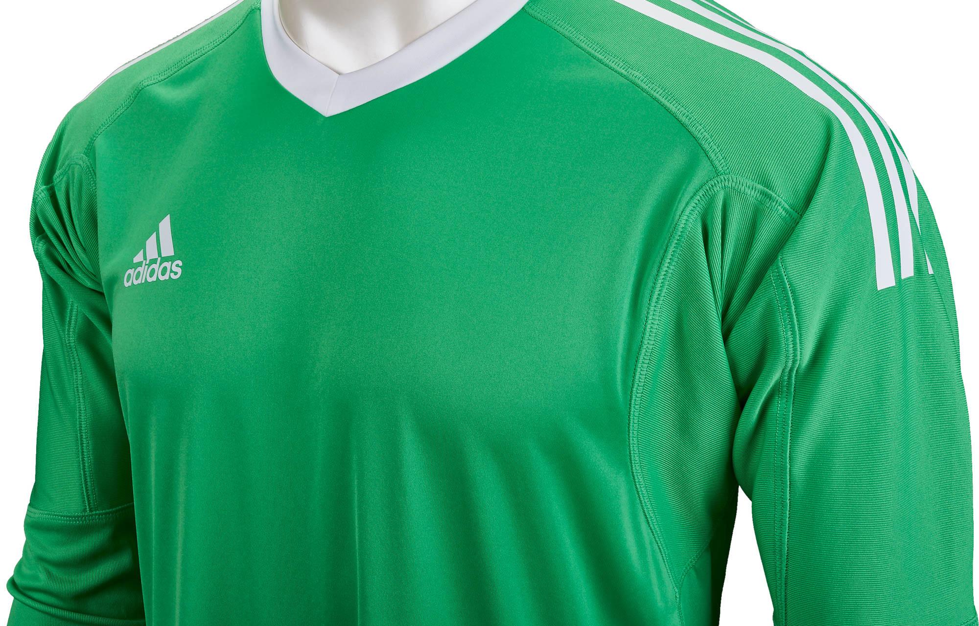 adidas Revigo 17 Goalkeeper Jersey – Energy Green White 1582f5444