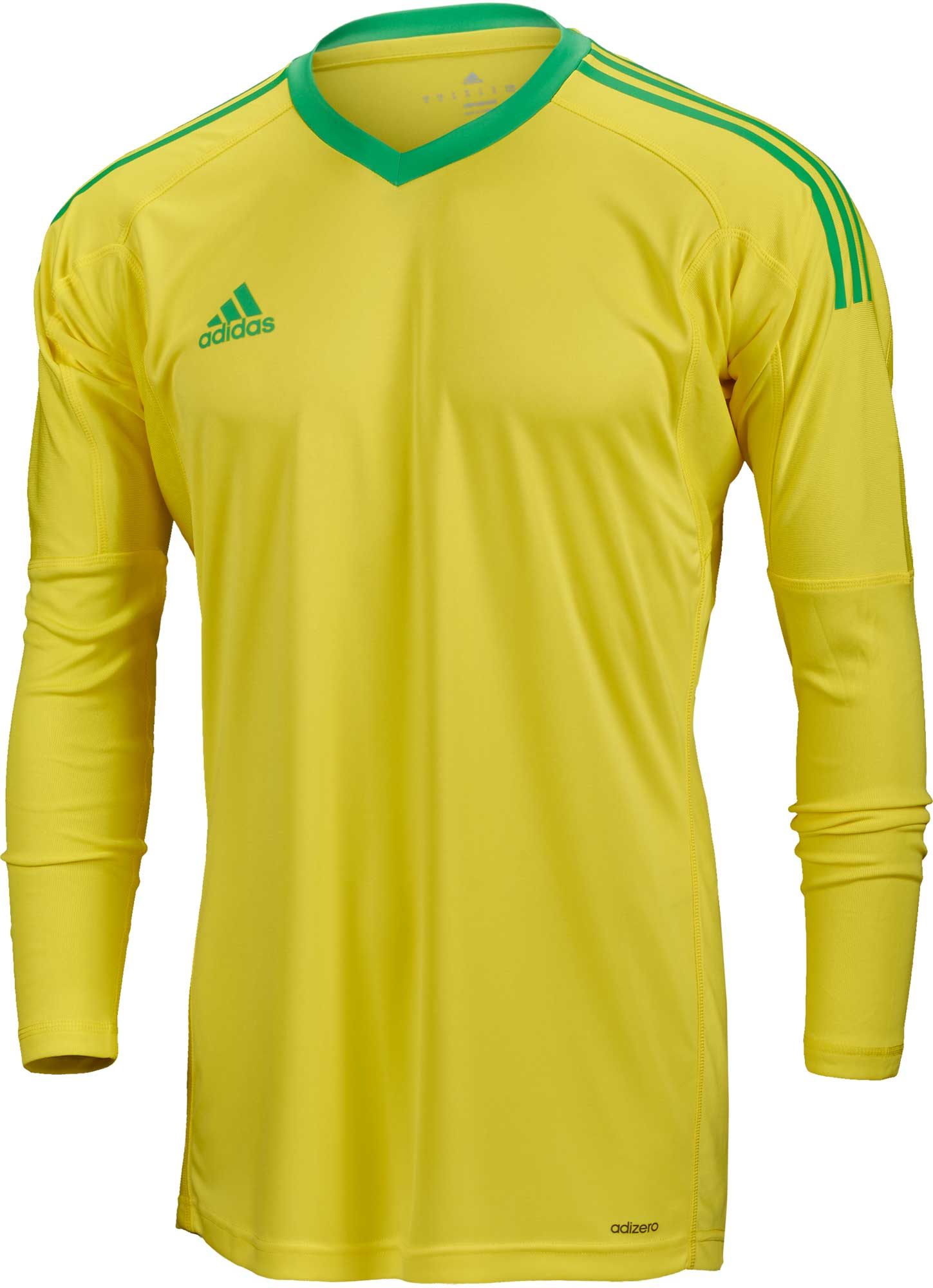 ca73979e9 adidas Revigo 17 Goalkeeper Jersey – Bright Yellow Energy Green