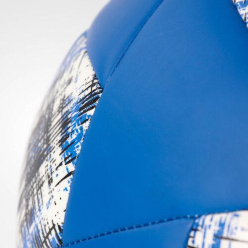 adidas X Glider Soccer Ball – Blue/Shock Pink