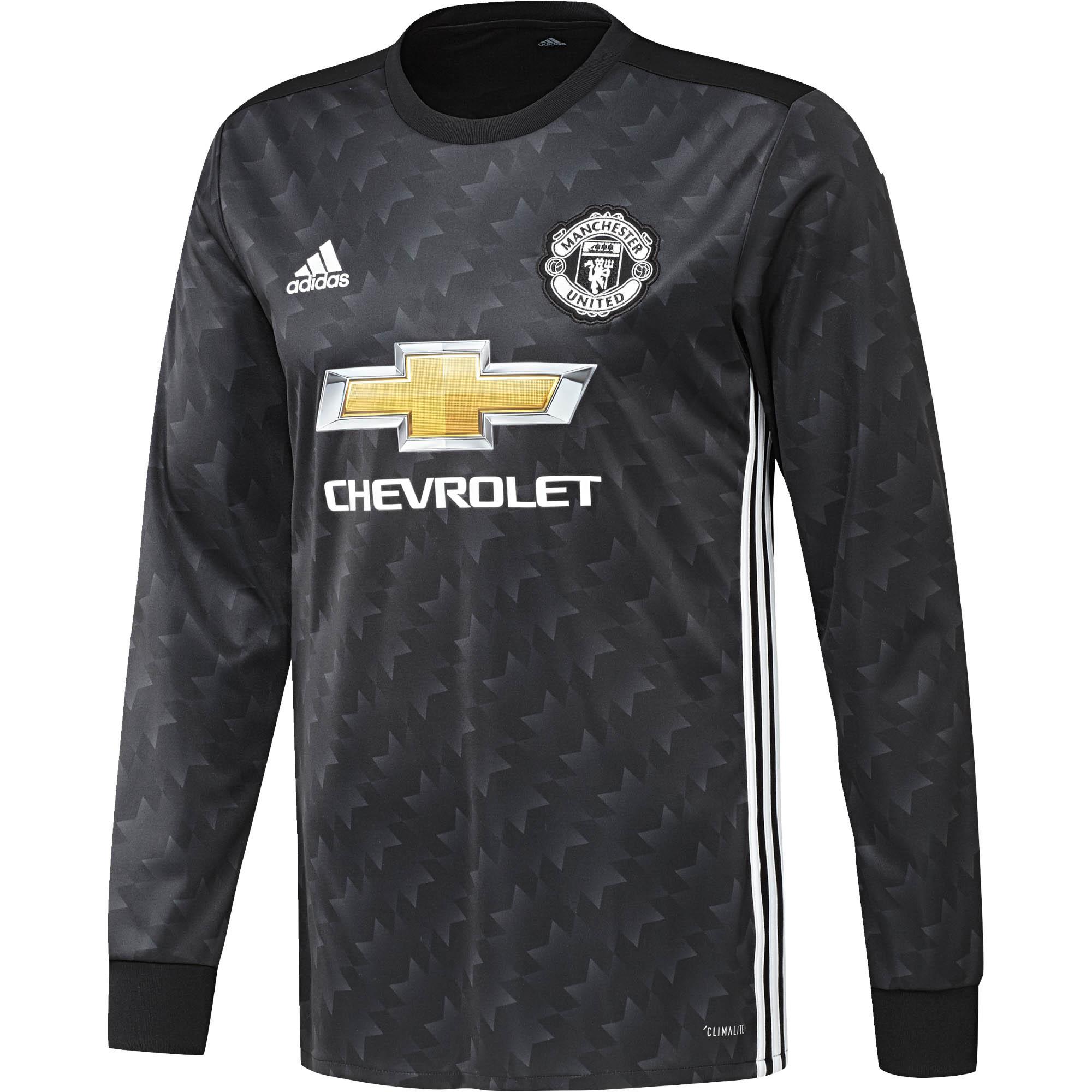0399cecb4 2017 18 adidas Manchester United L S Away Jersey - SoccerPro.com