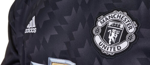adidas Manchester United L/S Away Jersey 2017-18