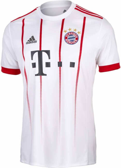 2017/18 adidas Kids Bayern Munich UCL Jersey