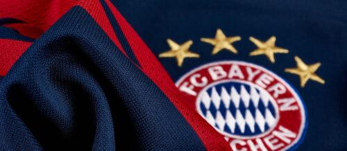 adidas Bayern Munich Away Jersey 2017-18 NS