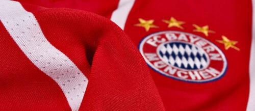 adidas Bayern Munich L/S Home Jersey 2017-18