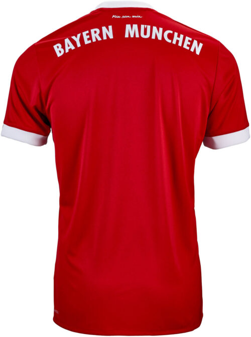 2017/18 adidas Bayern Munich Home Jersey