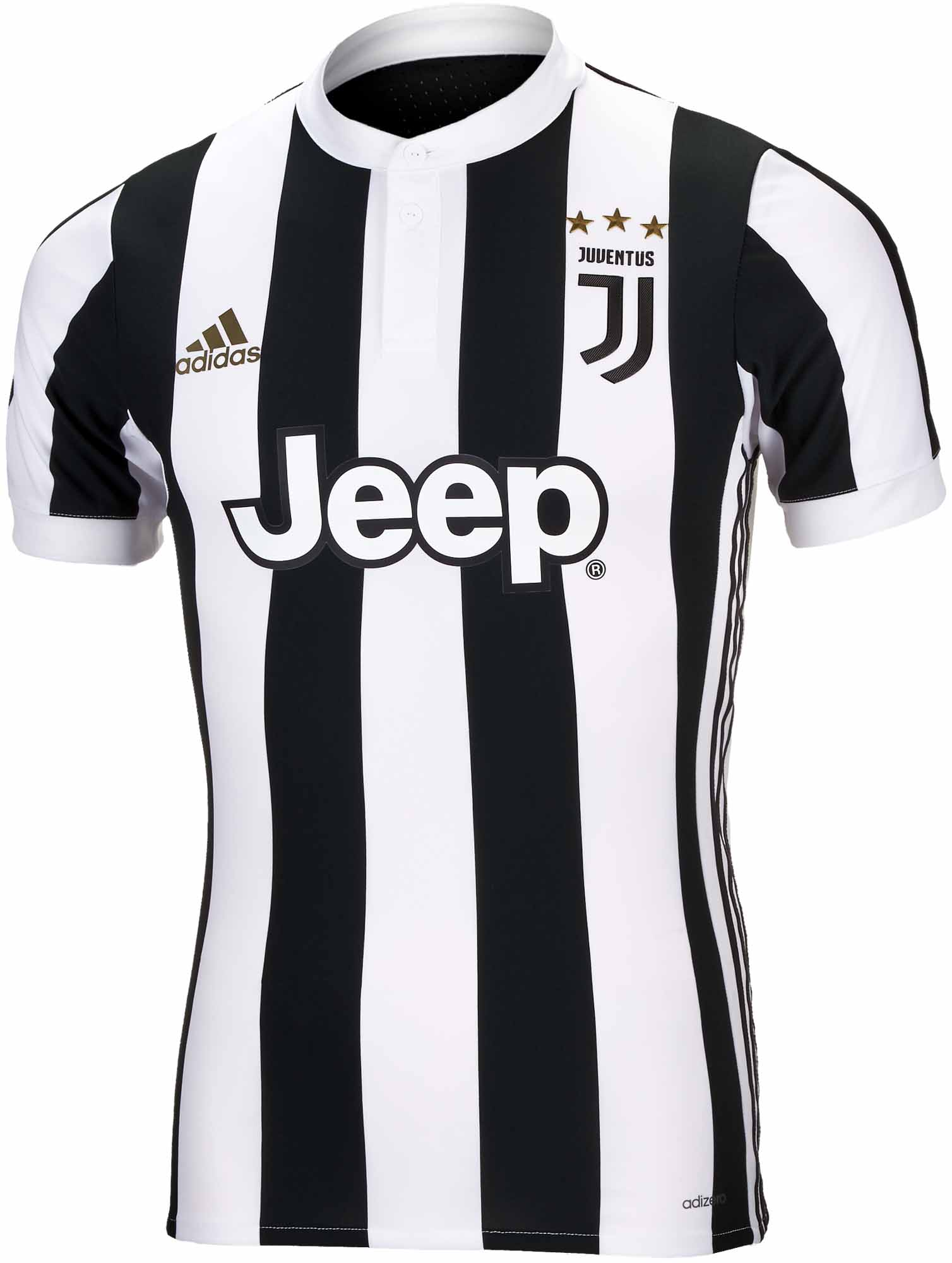 best cheap ea155 537ac adidas Juventus Authentic Home Jersey 2017-18
