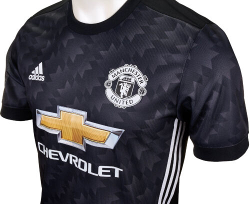 2017/18 adidas Manchester United Authentic Away Jersey