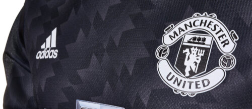 adidas Manchester United Authentic Away Jersey 2017-18 NS