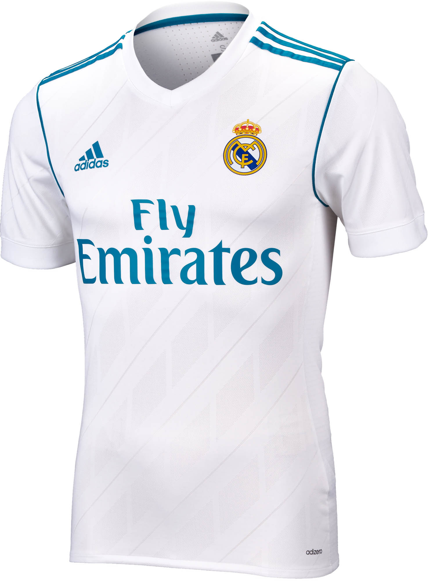 2017 18 adidas Real Madrid Authentic Home Jersey 7ce4e30b4