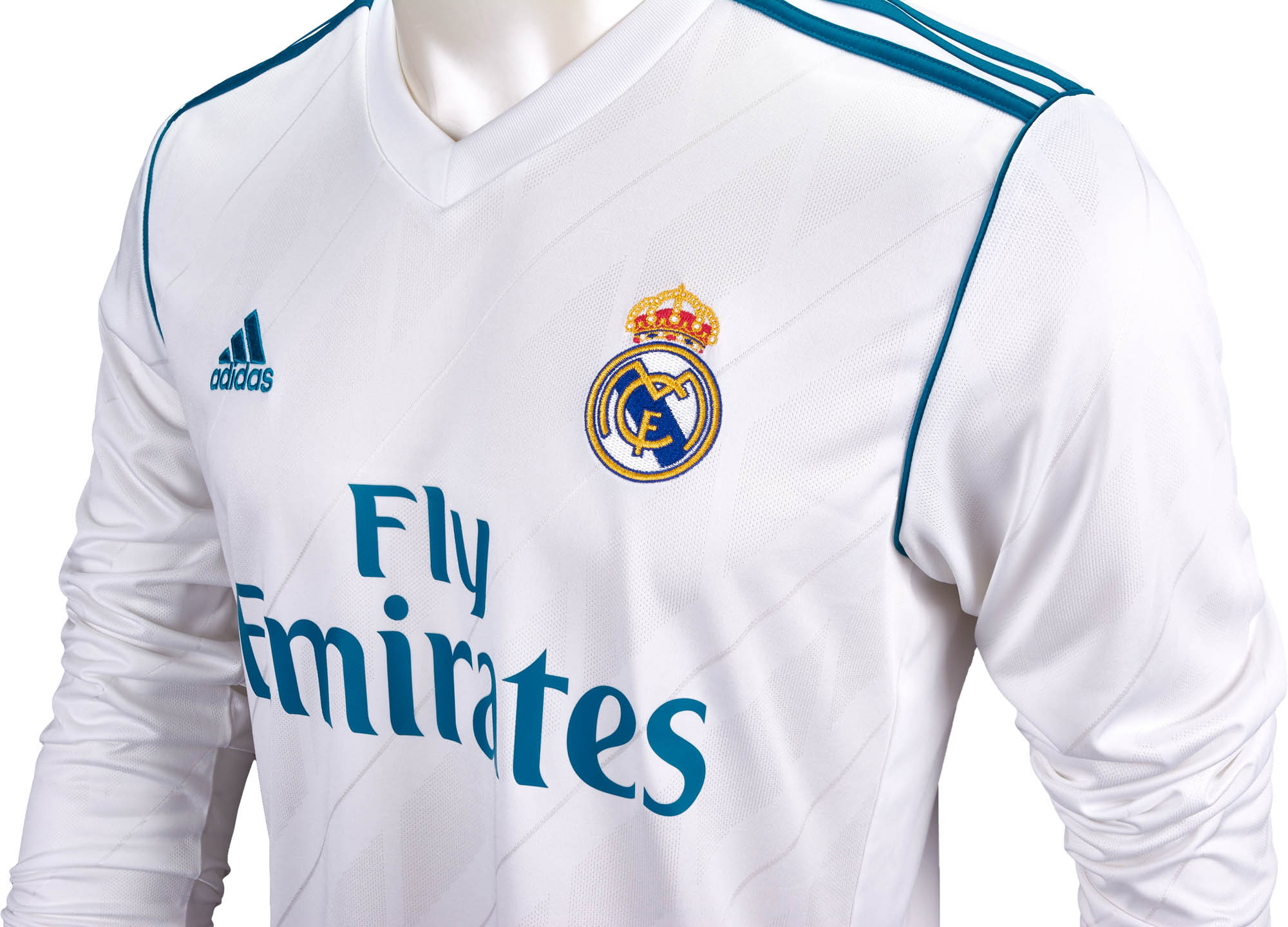 f4a92e6a6 ... switzerland adidas real madrid l s home jersey 2017 18 ns 71fdd caa02