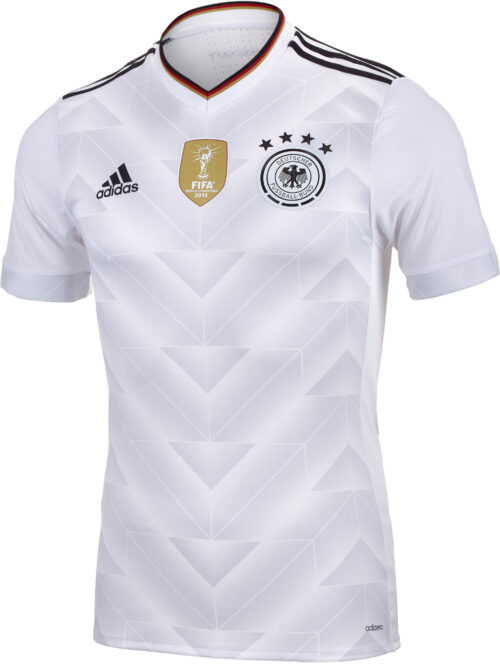 2017/18 adidas Germany Authentic Home Jersey