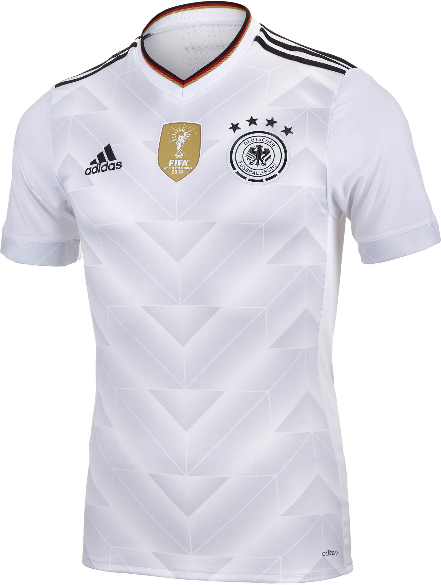 Adidas 2017 18 germany authentic home soccer jerseys for Germany mercedes benz soccer jersey
