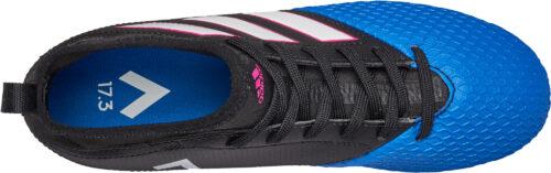 adidas Kids ACE 17.3 FG – Black/Blue