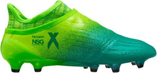 adidas X 16  Purechaos FG – Solar Green/Black
