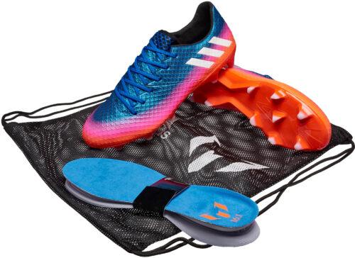 adidas Messi 16.1 FG – Blue/Solar Orange