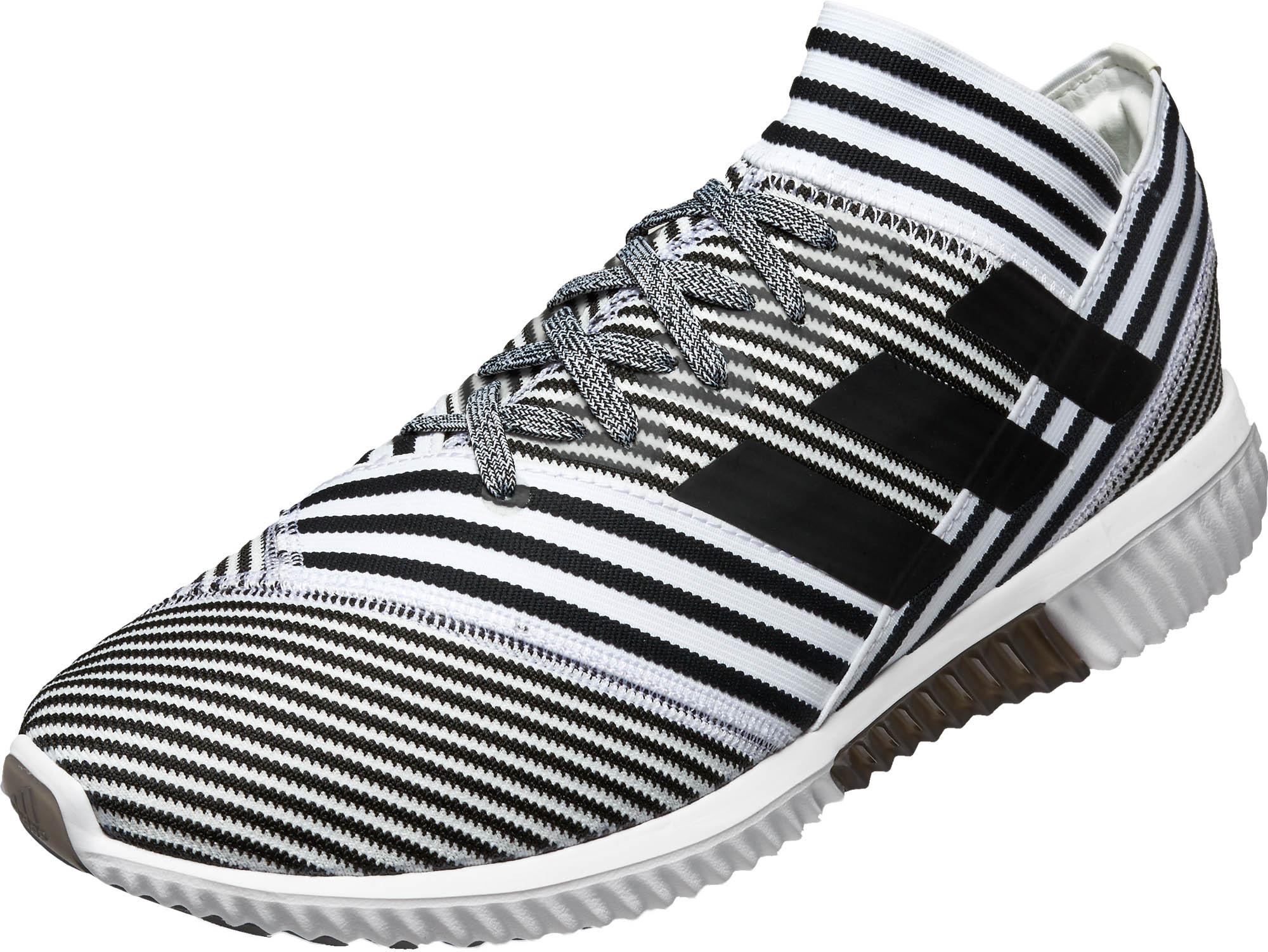 adidas Nemeziz Tango 17.1 TR - White Soccer Cleats aa3b26301
