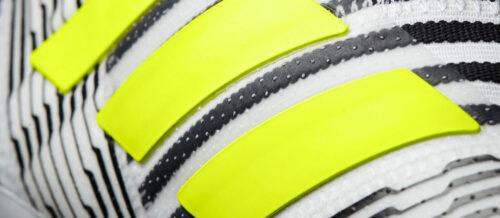 adidas Nemeziz 17  360Agility FG – White/Solar Yellow
