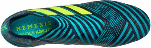 adidas Nemeziz 17  360Agility FG – Legend Ink/Solar Yellow