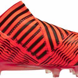 962e78898666 adidas Nemeziz 17 360Agility FG - Orange Soccer Cleats