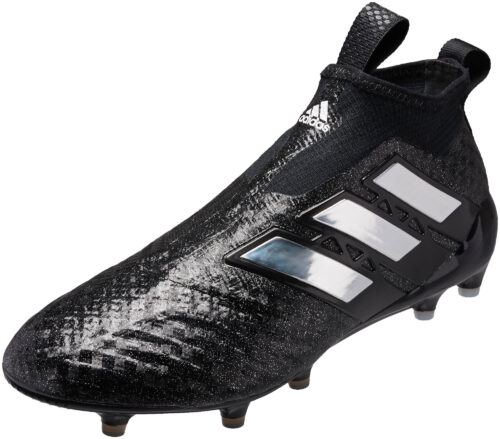 recurso renovable Escritura bloquear  adidas ACE 17 Purecontrol - Black ACE FG Soccer Cleats