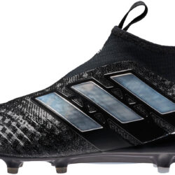 check out 3ecd5 7535c adidas ACE 17 Purecontrol - Black ACE FG Soccer Cleats