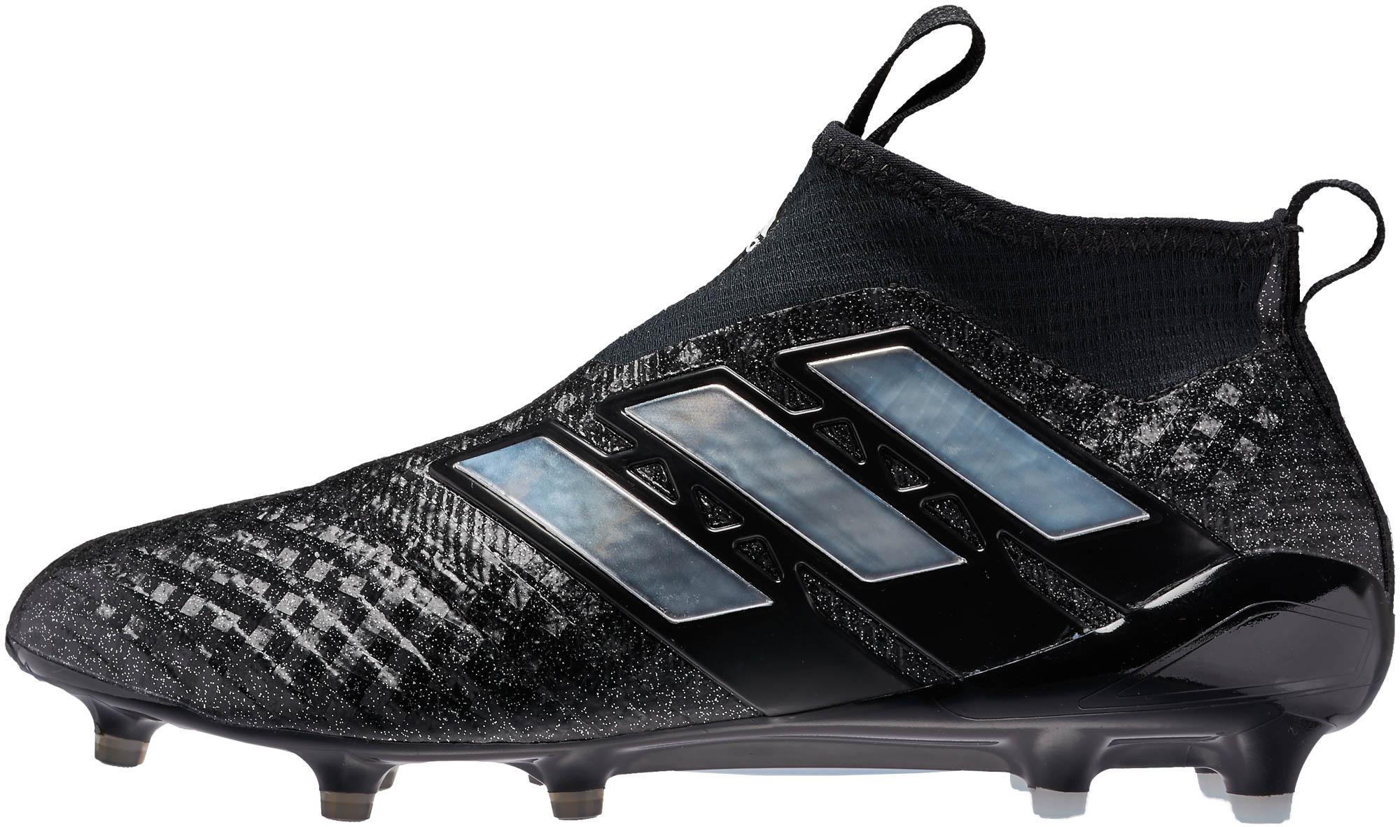 Puede ser calculado sabio río  adidas ACE 17 Purecontrol - Black ACE FG Soccer Cleats