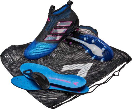 adidas ACE 17  Purecontrol FG – Black/Blue