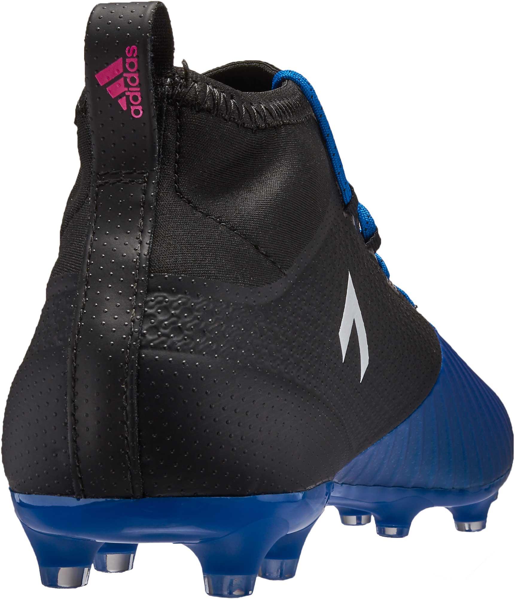 huge discount 254ff c87a7 adidas ACE 17.2 Primemesh FG Soccer Cleats - Black
