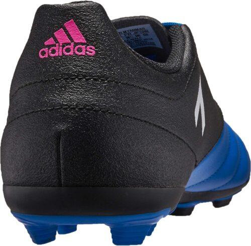 adidas Kids ACE 17.4 FG – Black/Blue