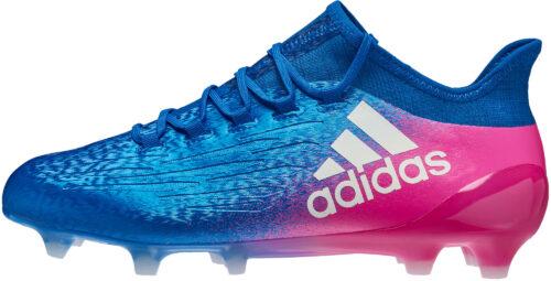 adidas X 16.1 FG – Blue/Shock Pink