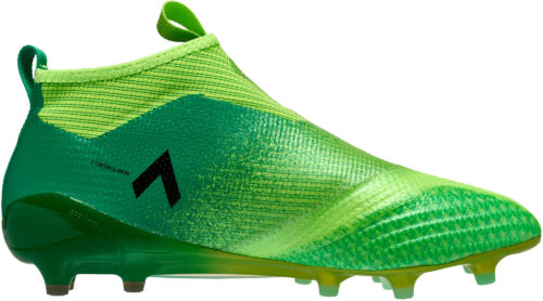 adidas ACE 17  Purecontrol FG – Solar Green/Black
