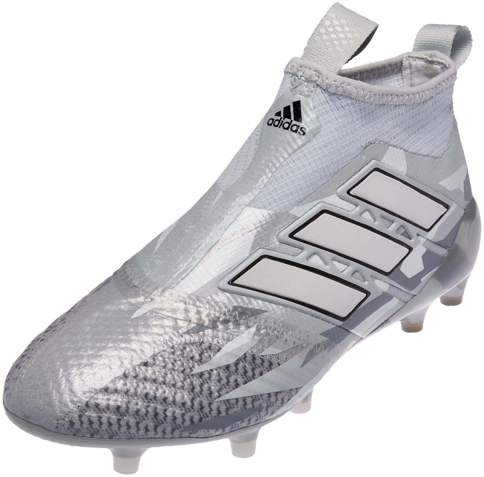75606b6d2 adidas ACE 17 Purecontrol FG - Grey ACE Soccer Cleats