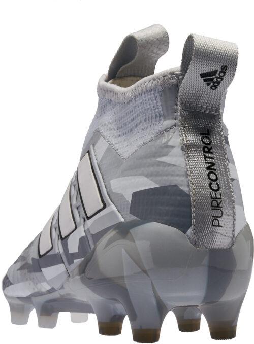 adidas ACE 17  Purecontrol FG – Clear Grey/White