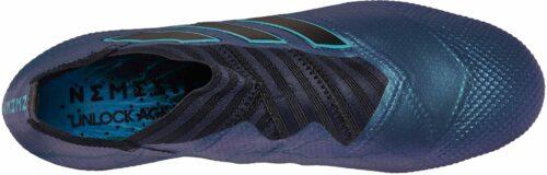adidas Nemeziz 17  360Agility FG – Black/Energy Blue